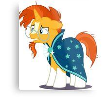 My Little Pony Sunburst Metal Print