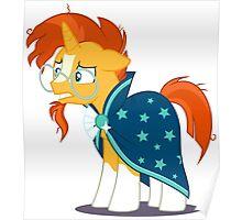 My Little Pony Sunburst Poster