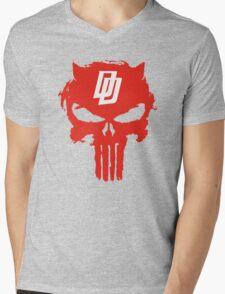 Daredevil The Punisher Symbol T-Shirt