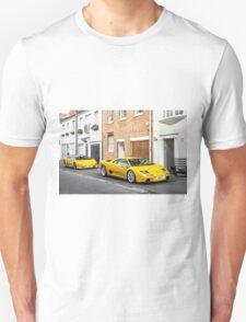 Lamborghini Diablo VT 6.0 & Diablo SV Unisex T-Shirt