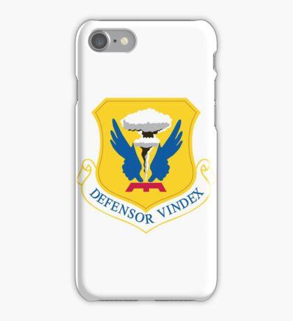 "509th Bomb Wing - ""Defensor Vindex"" iPhone Case/Skin"