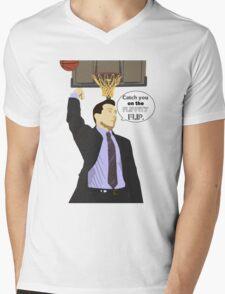 Catch you on the flippity flip Mens V-Neck T-Shirt