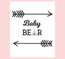 Baby Bear One Piece - Long Sleeve