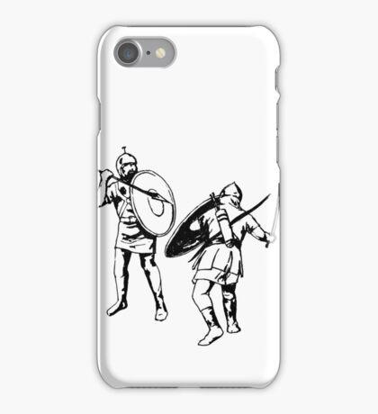 Biblical Battle iPhone Case/Skin