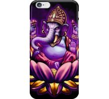 Ganesh trip iPhone Case/Skin