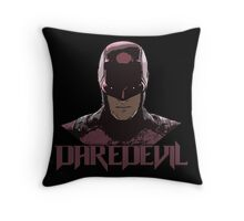 DareDevil Throw Pillow