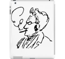 Max Stirner iPad Case/Skin