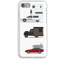 Motorhome challenge iPhone Case/Skin