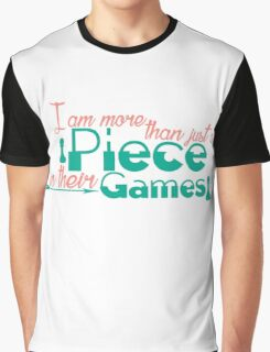 Piece In Their Games Graphic T-Shirt