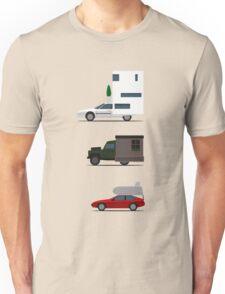 Motorhome challenge Unisex T-Shirt