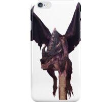 Black fatalis iPhone Case/Skin