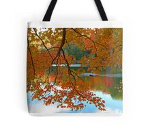 Fall in Quebec Tote Bag