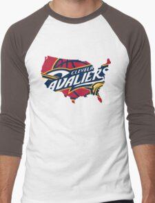 cleveland Men's Baseball ¾ T-Shirt