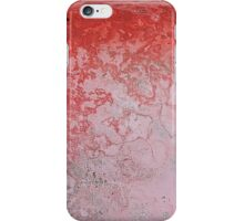 Pink Abstract Background Texture iPhone Case/Skin