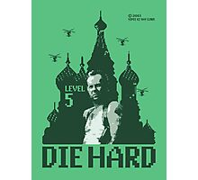 Die Hard Level 5... with Faniseto! Photographic Print