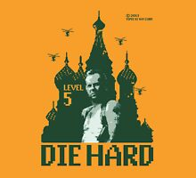 Die Hard Level 5... with Faniseto! Unisex T-Shirt