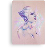 Liara T'soni - Mass Effect Metal Print