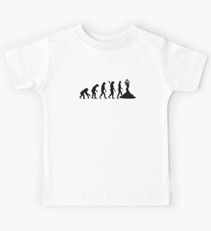Evolution Flamenco Kids Tee