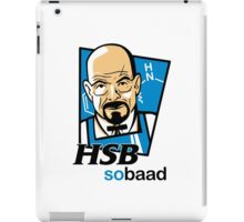 Heisenberg... so baad! iPad Case/Skin