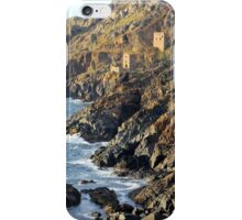 The Crowns Engine Houses, Botallack iPhone Case/Skin