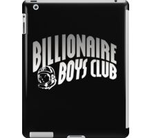 BILLIONAIRE BOYS CLUB TRANSPARENT iPad Case/Skin