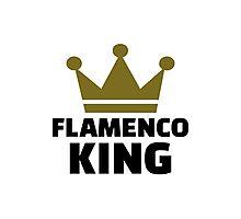 Flamenco king Photographic Print