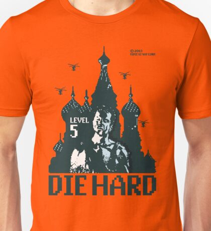 Die Hard... Level 5! Unisex T-Shirt
