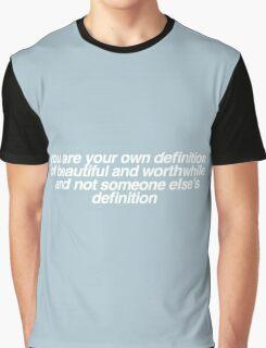 Taylor Swift Clean Speech Graphic T-Shirt