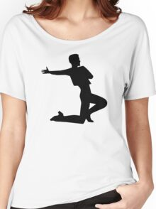 Flamenco man Women's Relaxed Fit T-Shirt