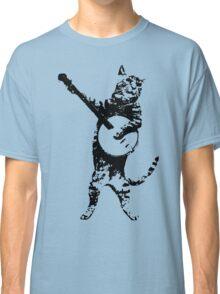 BANJO CAT Funny Classic T-Shirt