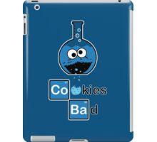 Cookies Bad! iPad Case/Skin