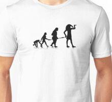 Human Evolution 12 Unisex T-Shirt