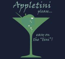 Appletini Baby Tee