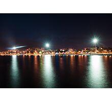 Santa Marta bei Nacht Photographic Print