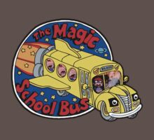 The Magic School Bus One Piece - Short Sleeve