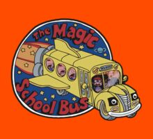 The Magic School Bus Kids Tee