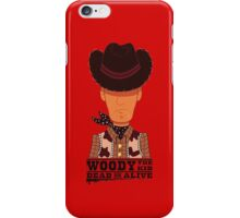 Woody the Kid iPhone Case/Skin