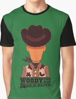 Woody the Kid Graphic T-Shirt
