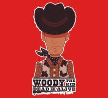 Woody the Kid Kids Tee