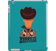 Woody the Kid iPad Case/Skin