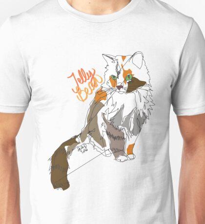 Jelly Bean (@fur_babyz) Unisex T-Shirt