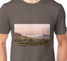Sunset at Cathedral Peak Unisex T-Shirt