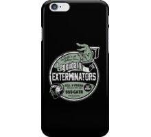 Legendary Exterminators iPhone Case/Skin