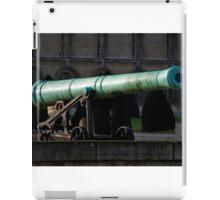 Bronze Cannon iPad Case/Skin