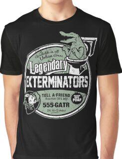 Legendary Exterminators Graphic T-Shirt