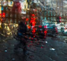Caught In The Rain by timpr