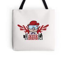 Dexter Laboratory Tote Bag