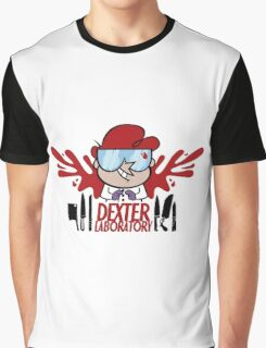 Dexter Laboratory Graphic T-Shirt