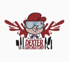 Dexter Laboratory One Piece - Short Sleeve