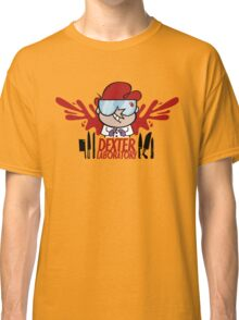 Dexter Laboratory Classic T-Shirt